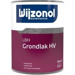 wijzonol lbh grondlak hv kleur 1 liter