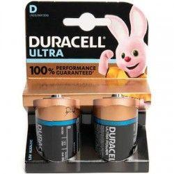 Duracell Ultra D-cell 2 stuks