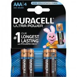 Duracell Ultra AAA 4 stuks