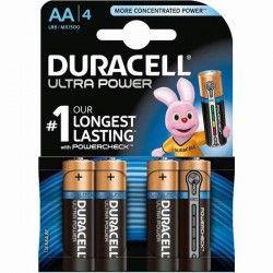 Duracell Ultra AA 4 stuks