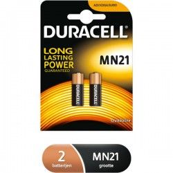 Duracell security MN21 batterij