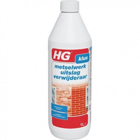 Hg Metselwerk uitslagverwijdereraar