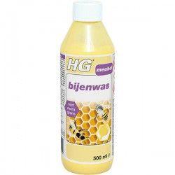 Hg Bijenwas geel