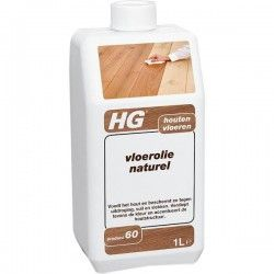 Hg Vloerolie naturel